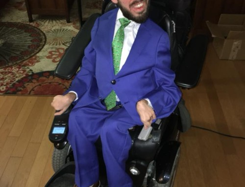My Speech for the Muscles for McKenna Gala Benefiting CureSMA